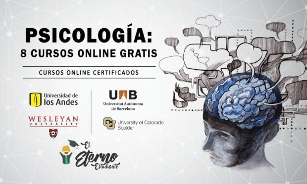 8 Cursos Online Gratis Para Estudiantes De Psicologia
